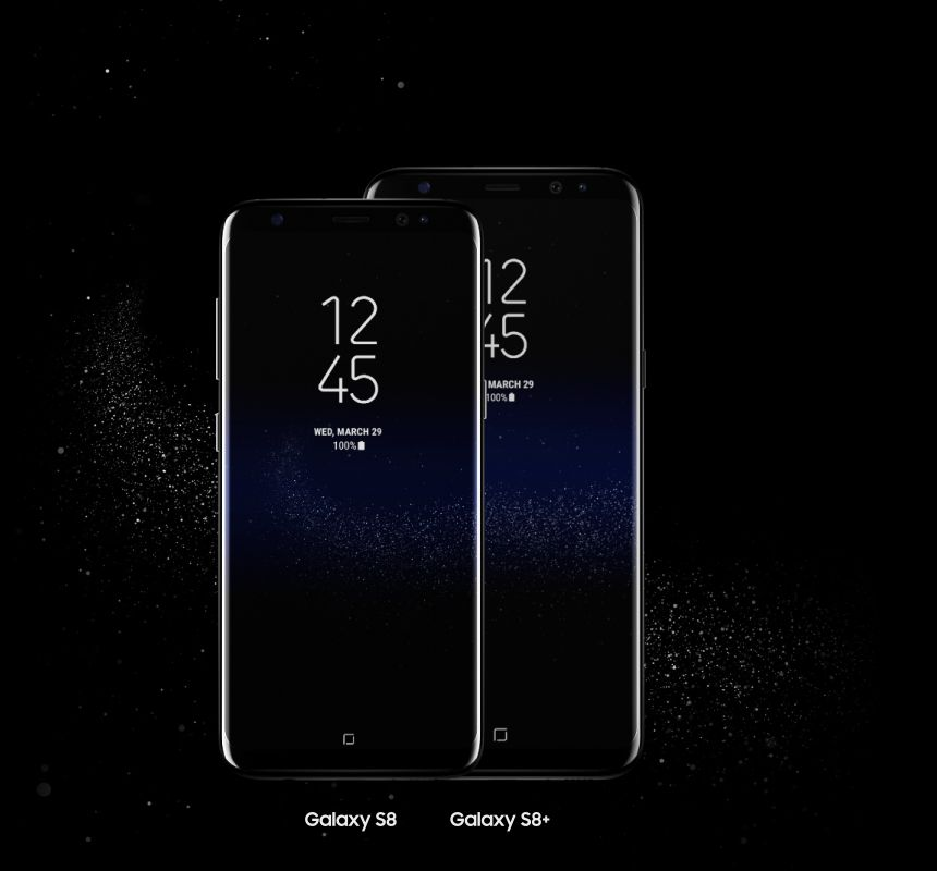 ホームボタンさよなら。全面ディスプレイの「Galaxy S8 / S8+」が発表!スペック・機能をチェック。