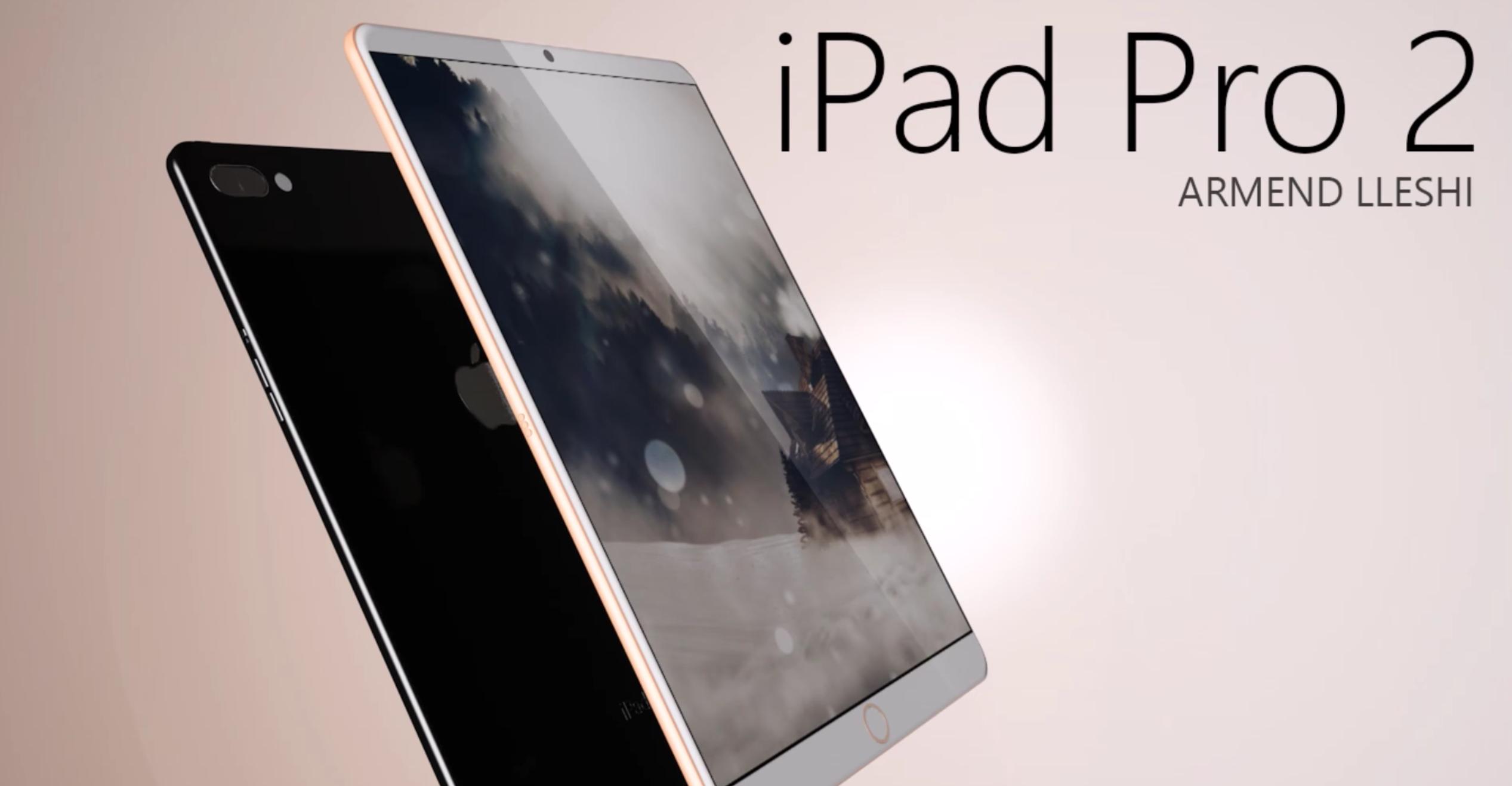やはりすでに10.5インチiPad Proの生産は始まっていた!もうすぐ発表!!