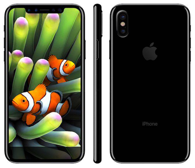 確定か?!「iPhone8」のTouch IDはディスプレイに埋め込まれる