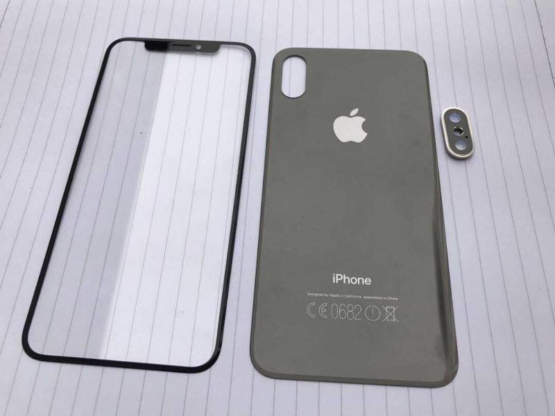 次世代iPhoneの量産が開始される iPhone8は極薄ベゼル・「強化ガラス」でワイヤレス充電対応
