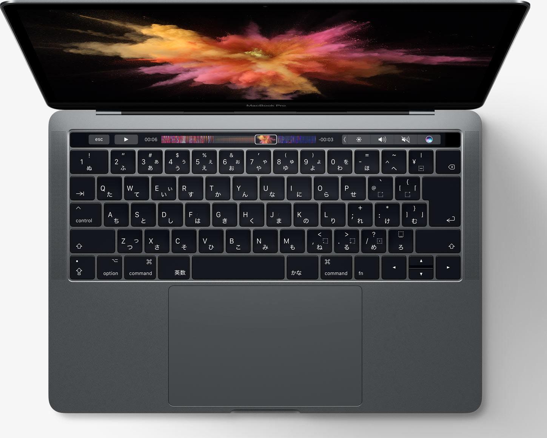 15インチモデル「MacBook Pro 2017」は20% 性能が向上しました