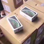 出荷準備中の「iPhone XS Max」のパッケージ画像が流出