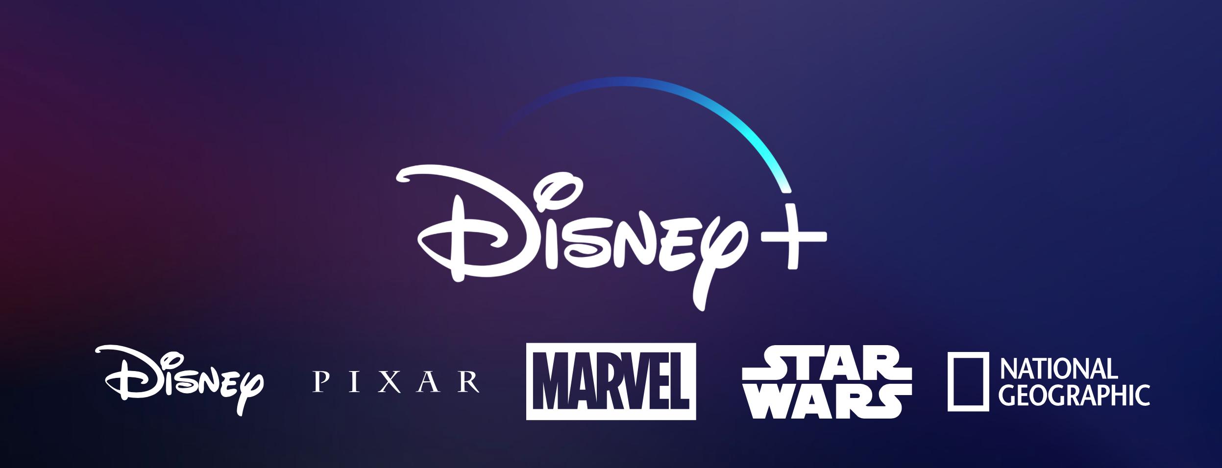 米ディズニー、月額6.99ドルの定額動画サービス「Disney+」を11月から開始