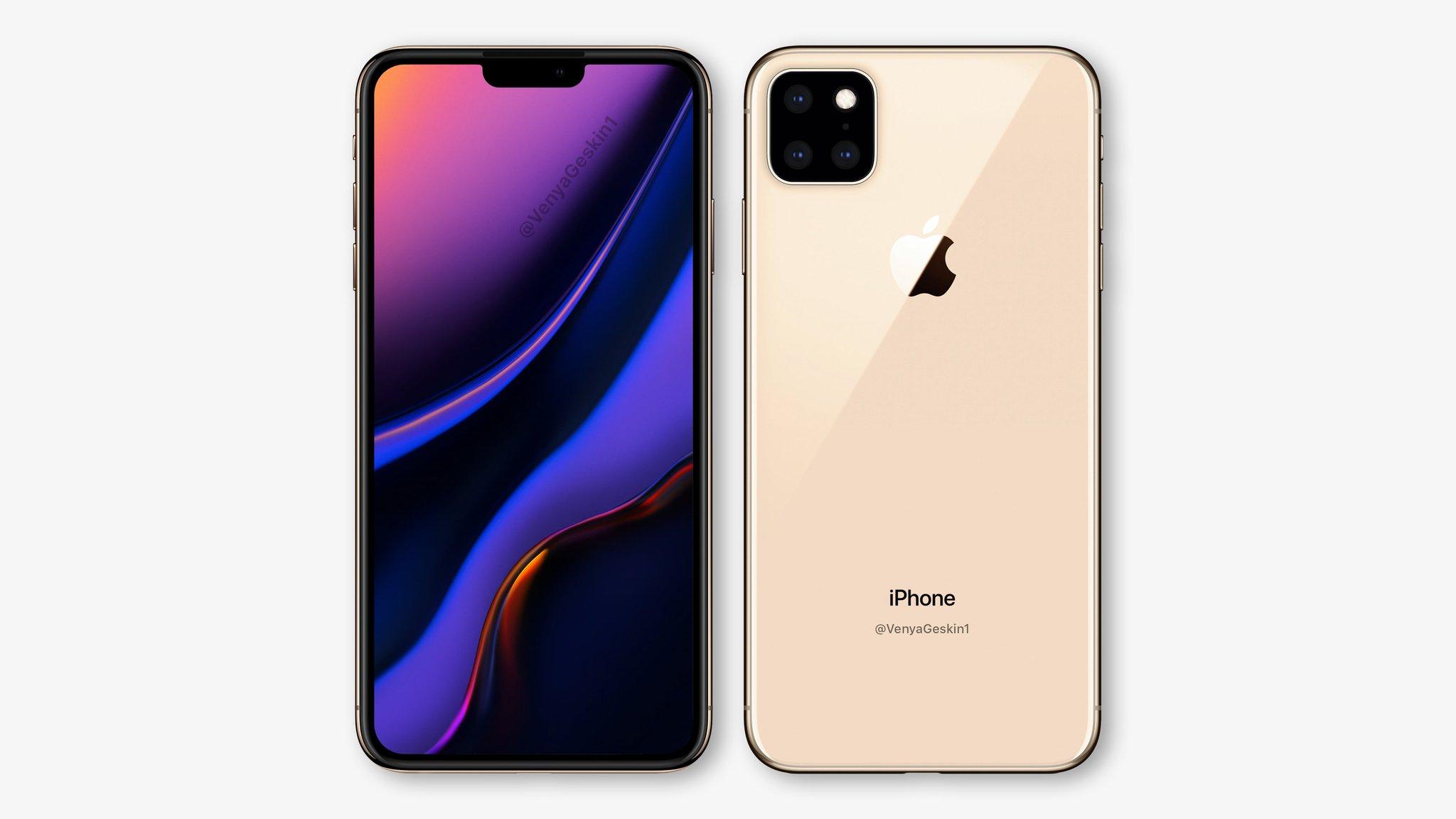 【2019年7月最新情報】秋発売のiPhone XI(iPhone 11)の最新情報まとめ