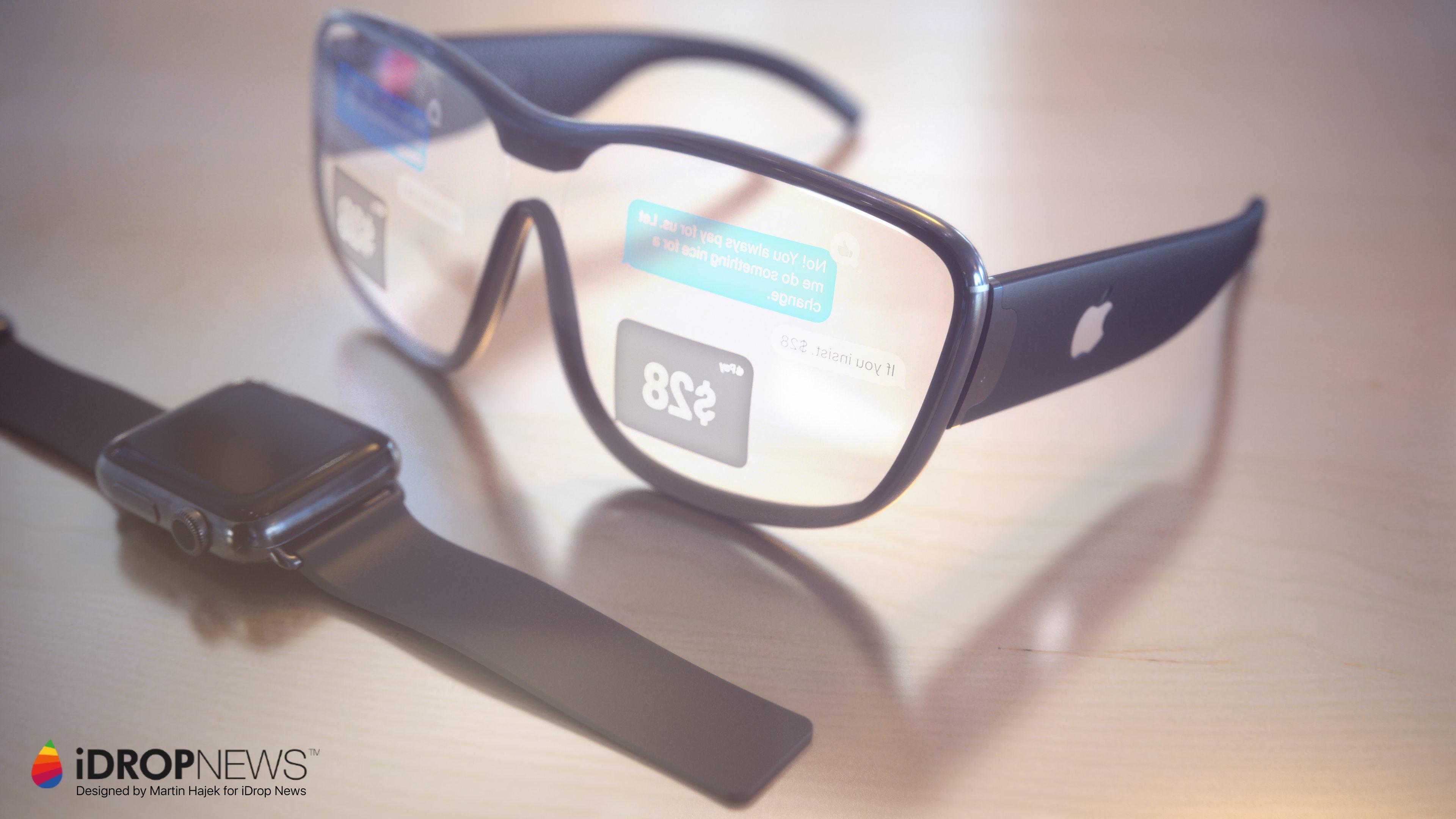 Apple、拡張現実のARメガネ「Apple Glass」2020年中旬に登場か